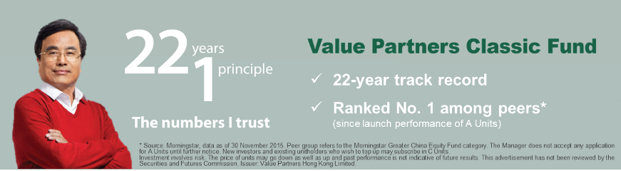Value Partners Health Care Fund (A UCITS Compliant Fund) | Value